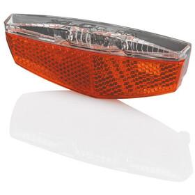 XLC Porte-bagages Feu arrière LED réflecteurs inclus pour V.A.E.